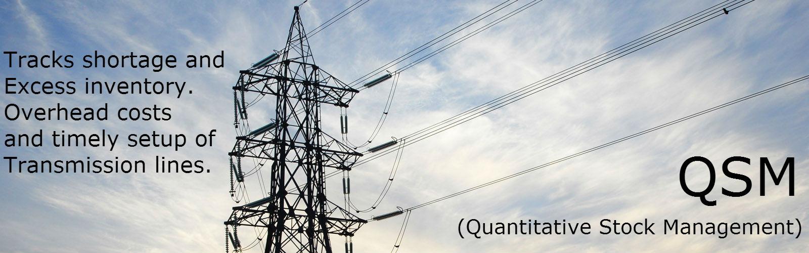 QSM (Quantitative Stock Management)